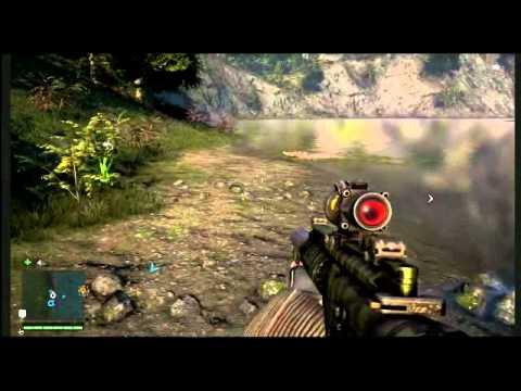 Far Cry 4 - Hunting the Mugger Crocodile #1 - YouTube