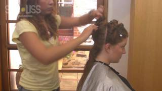 Step 2: How to Apply Sunliss Keratin Hair Straightening Treatment - Preparing the Hair