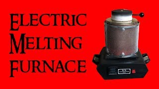 Electric Melting Furnace Review (for melting silver, copper, gold, and aluminum)