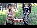 MUSIC FESTIVAL LOOKBOOK 2017 ⭐🌙 4 OUTFIT IDEAS