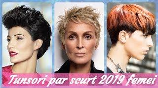 Top 20 Tunsori In Scari Par Scurt Ondulat 2019