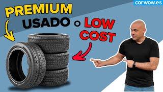 ¿Qué diferencia real hay entre ruedas por precio? Vamos a comprobarlo (test extremo)