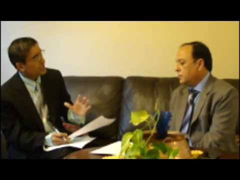 Interview with Finance Secretary of Nepal Suman Prasad Prasad Sharma