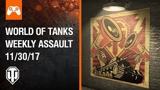 Console: World of Tanks Weekly Assault #31