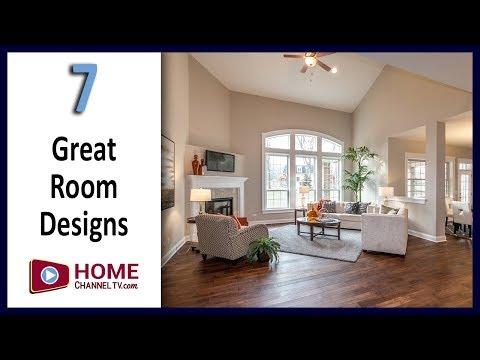Great Room Design Ideas | Interior Design 2018