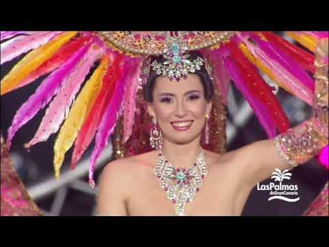 Gala de la Reina del Carnaval de Las Palmas de Gran Canaria 2020