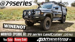 2016 79 series Landcruiser review, Modified Episode 61