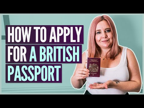 How To Apply For A British Passport (MY EXPERIENCE)