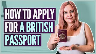 How to Apply f๐r a British Passport (MY EXPERIENCE)