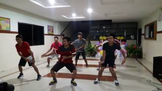 Don Bosco College boys Hostel fresher's meet 2017