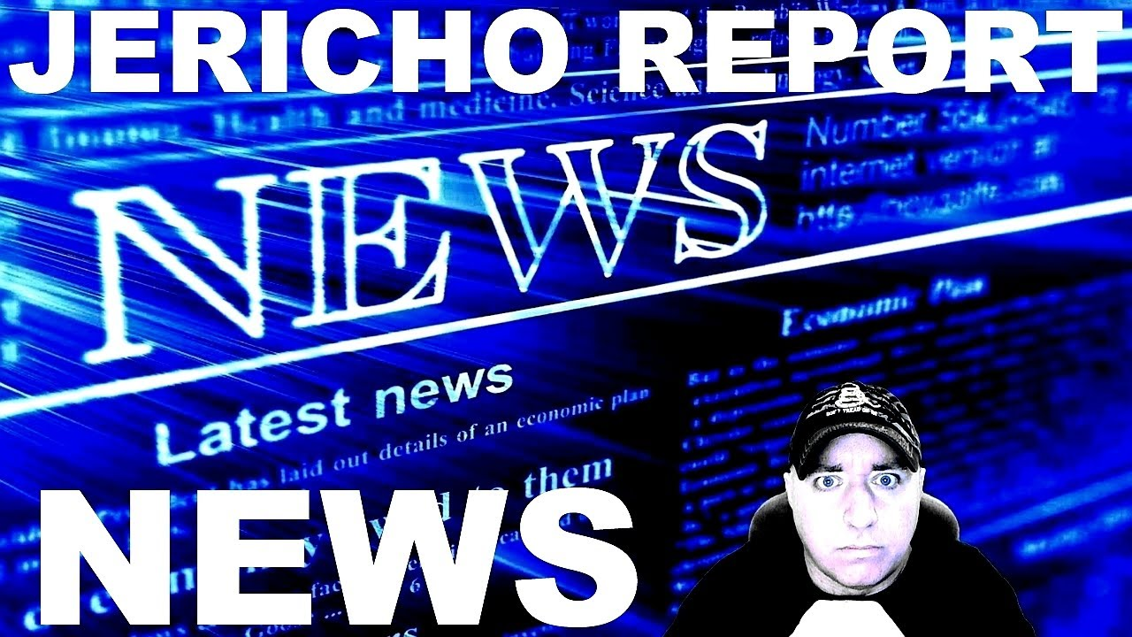 The Jericho Report Weekly News Briefing # 213 10/25/2020