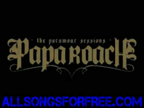 papa roach - What Do You Do - The Paramour Sessions