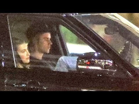 EXCLUSIVE - Watch As Justin Bieber And Hailey Baldwin Get Into Heated Argument After Church