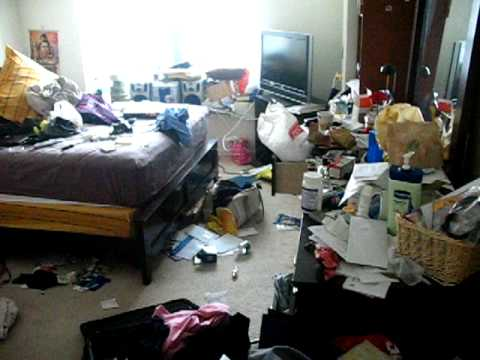 Dirtiest Room In The House