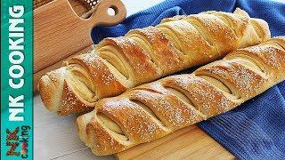 Французский Багет Круассан Tourbillon 🍞 Рецепты NK cooking