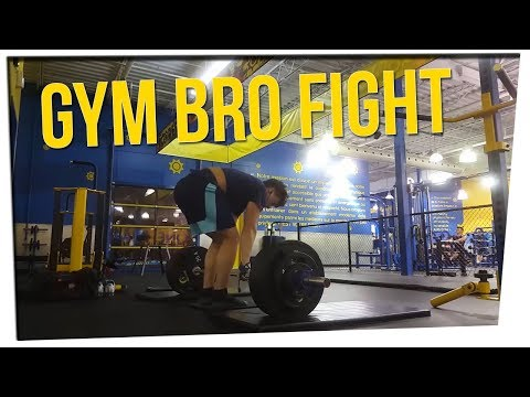 Weightlifter Confronted Over Noise ft. Steve Greene & DavidSoComedy