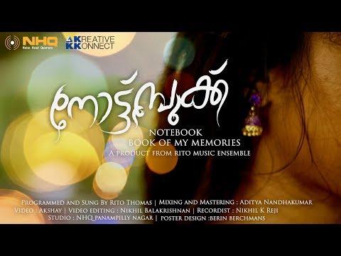 Hridayavum Hridayavum - Notebook | Cover Version Ft. Rito Thomas | KKonnect Music