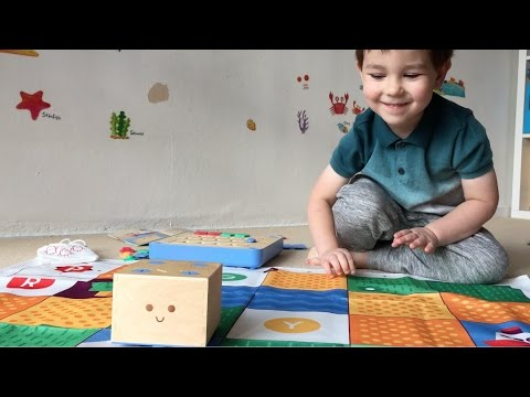 Educational toys: Teach Kids Coding with Cubetto