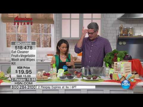 HSN | HSN Today: American Dreams 01.03.2017 - 07 AM