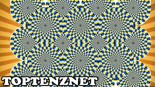 Top 10 Incredible Optical Illusions — TopTenzNet