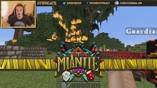 Minecraft: Mianite - Dianite Attacks Sparklez & Jericho! [80]