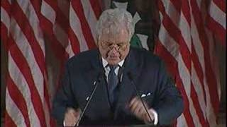 Health Policy / Economic Security: Senator Edward M. Kennedy