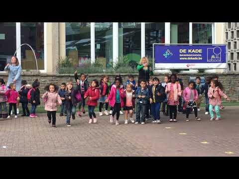 Straplied 2017 door alle leerlingen van OLVI De Kade