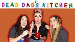 Dead Dad's Kitchen   Cranberry Sauce w/ The Cohen Twins