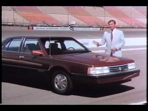 1988 Eagle Premier Dealer Introduction Promo Part 1 commercial