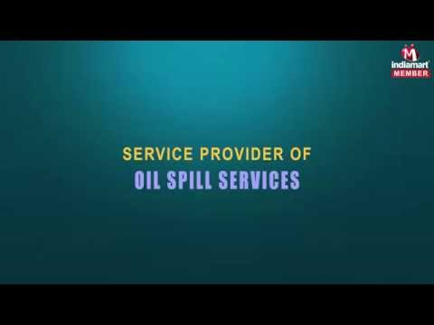Oil Spill Services by Sea Worthy Shipping Services, Mumbai
