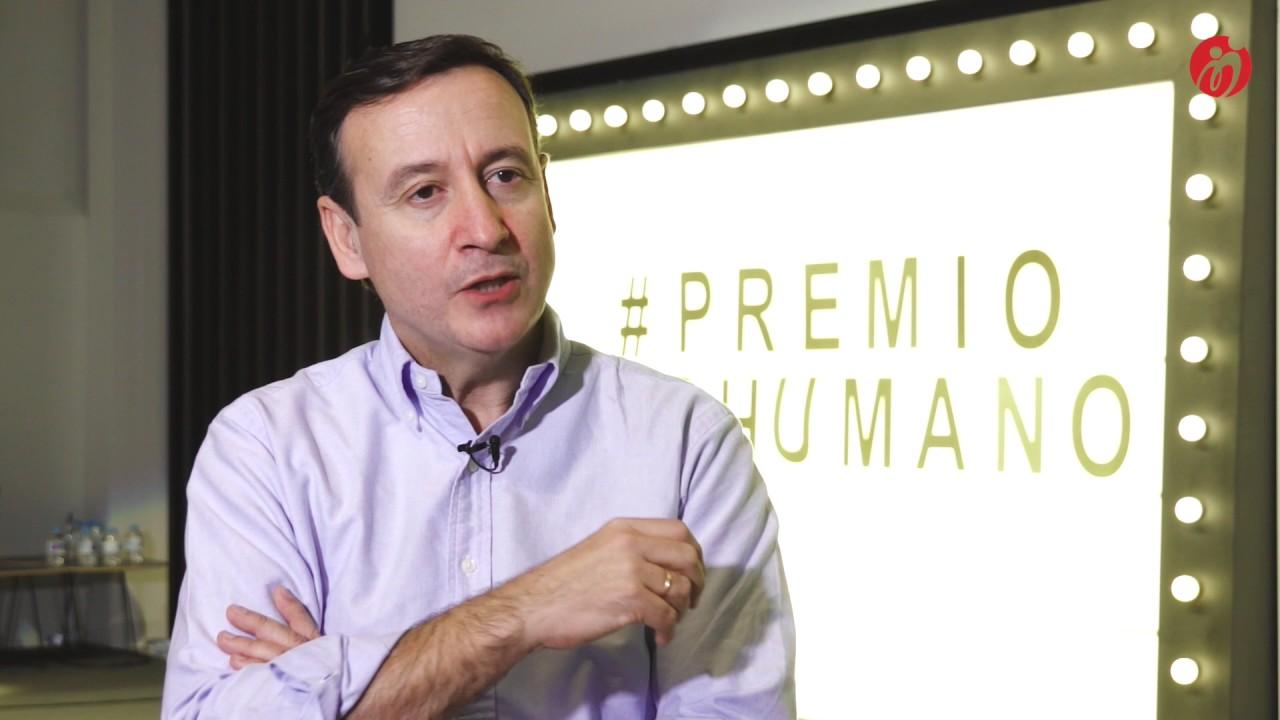 24/04/2017.Javier Ruiz de Azcárate, presidente de Catenon