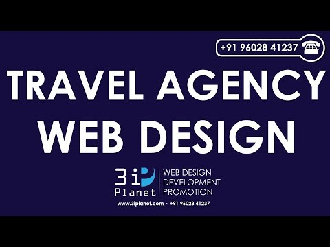 Travel Website Design Company Udaipur, Rajasthan, India