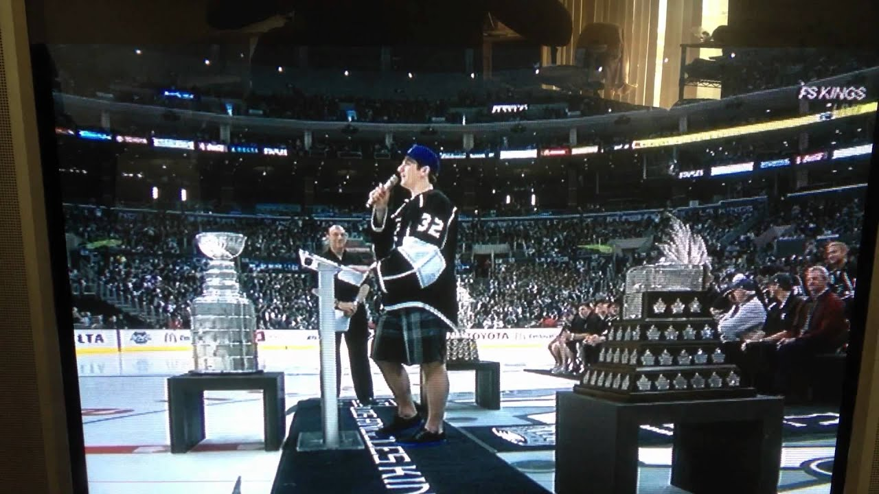 Jonathan Quick Speech At LA Kings Stanley Cup Rally Dropping F Bombs