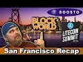 San Francisco Recap: Litecoin Summit, BlockWorld, & Boosto Influencer Party