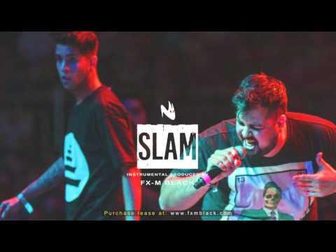 BASE DE RAP - SLAM - HIP HOP BEAT INSTRUMENTAL | Prod. Fx-M Black