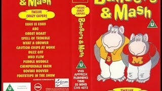 Bangers and Mash - Twelve Crazy Capers (1989)