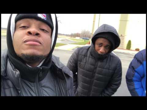 Our Trip To Detroit, Michigan   Vlog#1 @craziidread