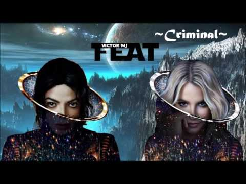 Michael Jackson Ft. Britney Spears - Criminal [New Remix Song 2016]