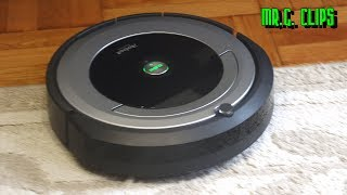 iROBOT Roomba 690 Vacuuming Robot with WiFi!