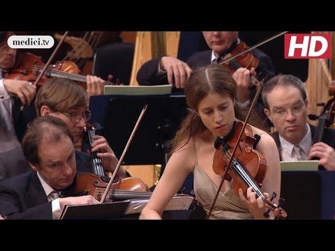 Vilde Frange - Violin Concerto No. 1 - Mozart: MPHIL 360°