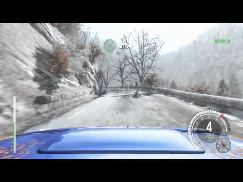 DiRT Rally Rally of Monaco, Best time in the world on PS4, 3:10.509