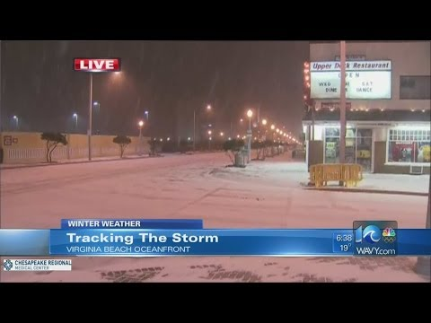 WAVY News 10 Team Coverage 6:45 p.m. Travel Video