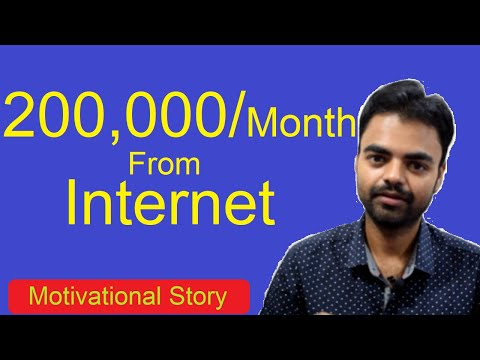 ZERO to Over 200000 RS Per Month | Earn Money Online in India for Students Engineering, B.Sc Hindi