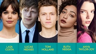 EE BAFTAs 2017: The EE Rising Star Award 2017 Nominees