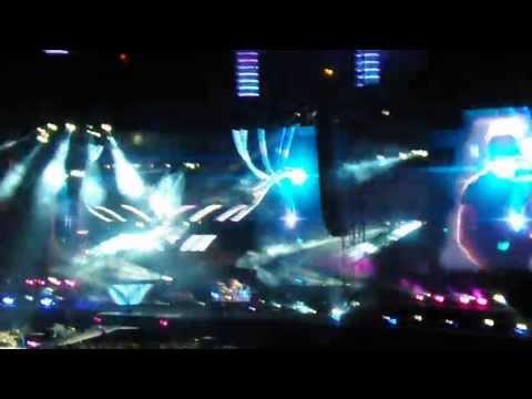 "Muse - ""Follow Me"" live @ Palau Olímpic Lluís Companys, Barcelona (720p)"