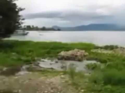 Gunung Berapi Danau Toba Sudah Mula Meluap Panasnya Youtube