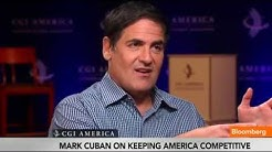 Mark Cuban: Only Morons Start a Business on a Loan