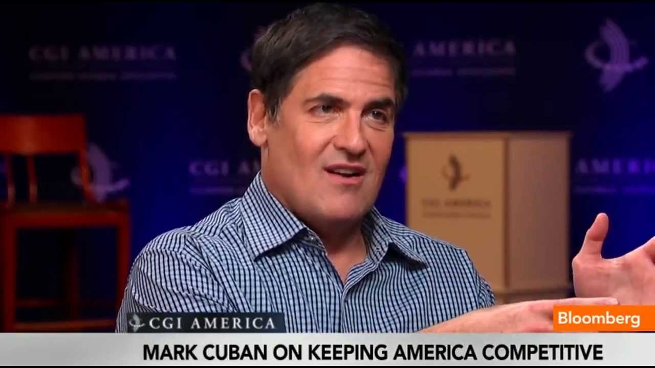 Mark Cuban Only Morons Start A Business On Loan