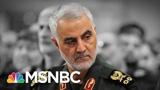 Iran Accuses U.S. Of 'International Terrorism' After Military Leader's Death | The 11th Hour | MSNBC