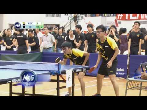 NSG 2016 with National School Table Tennis Championships 2016